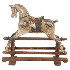 G. J. Lines Nursery Rocking Horse