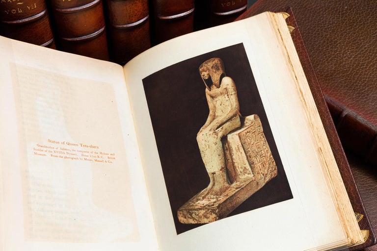 13 Volumes. G. Maspero. History Of Egypt, Chaldea, Syria, Babylonia And Assyria.