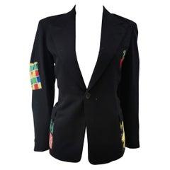 G. Mignola black blazer jacket