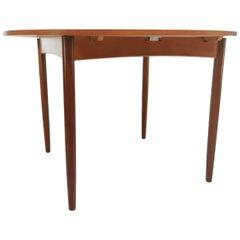 G Plan E Gomme Teak Extendable Dining Table 1960s Midcentury Vintage