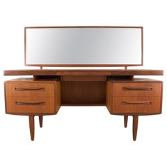 "G-Plan ""Fresco"" Dressing Table or Desk by Victor Wilkins, circa 1960"