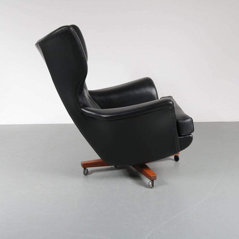 G Plan Model 62 Quot Villain Chair Quot Uk 1960 For Sale At 1stdibs