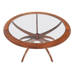 G Plan Spider Coffee Table in Afromosia