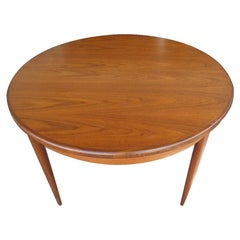 G Plan Teak Expandable Butterfly Dining Table
