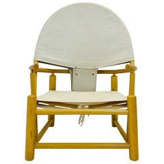 G23 Hoop Armchair by Piero Palange & Werther Toffoloni, 1970s