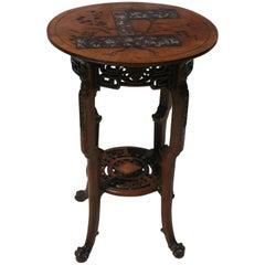 Gabrial Viardot Attributed Pedestal Table