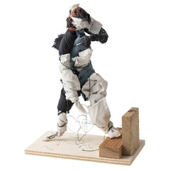 Gabriele Fiocco Lari Sculpture Tam Tam  Limited Edition