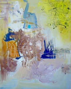 Babylon, Mixed Media on Canvas