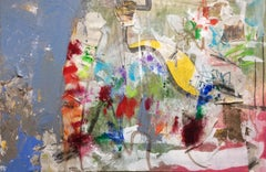 Carnival, Mixed Media on Canvas