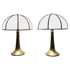 Metall Tischlampen