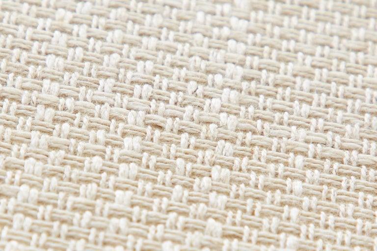 Organic Modern Bamboo Rattan Sofa and Lounge Chairs For Sale 11