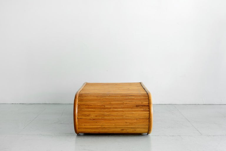 Gabriella Crespi Style Coffee Tables In Good Condition For Sale In Los Angeles, CA