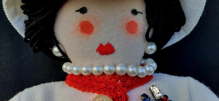 Gabrielle Chanel La Petite Coco Doll Limited Edition 2010 Chanel Shop Windows For Sale 6