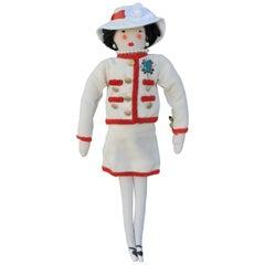 Gabrielle Chanel La Petite Coco Doll Limited Edition 2010 Chanel Shop Windows
