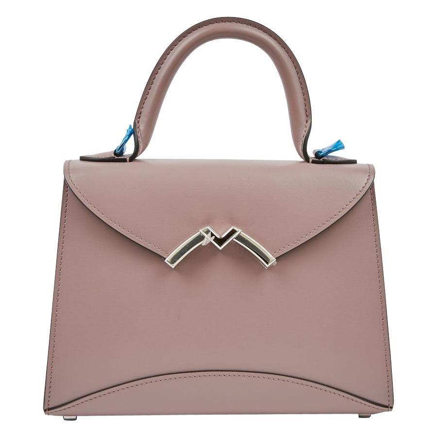 Gabrielle MOYNAT Mini Bag In Carat Calfskin
