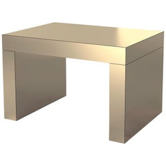 Gaby Coffee Table Sand Bronze Aluminium