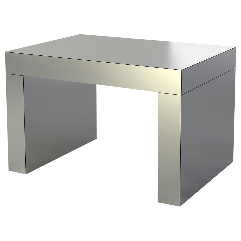 Contemporary Bench/Coffee Table Gaby Aluminium by Chapel Petrassi