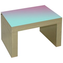Gaby Contemporary Multicolored Coffee Table