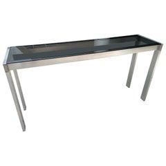 Gae Aulenti, Console Table, 1970