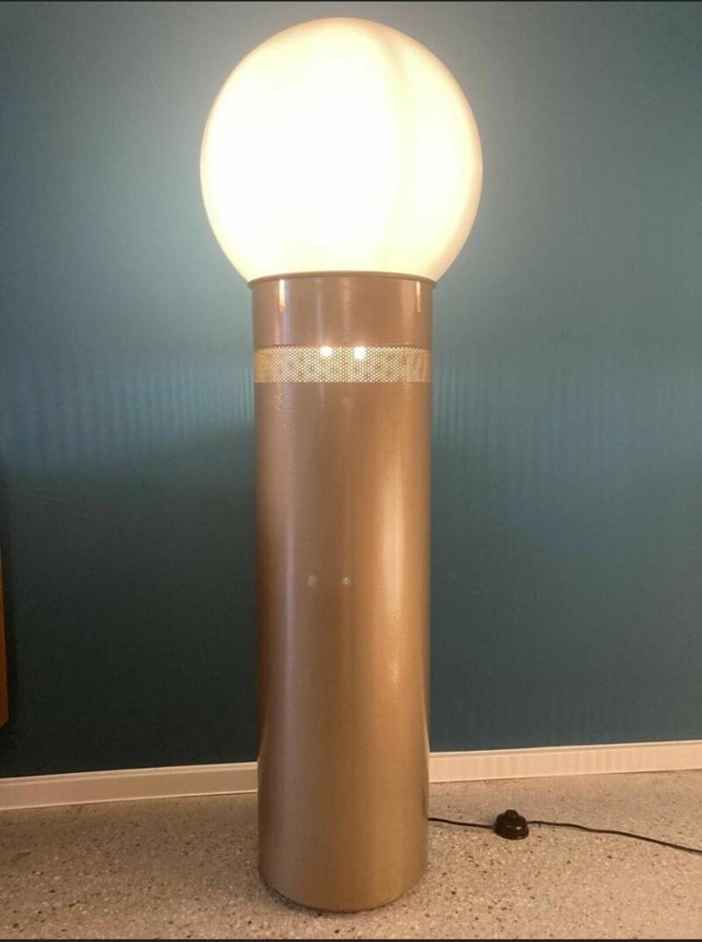 Italian Gae Aulenti Floor Lamp Oracolo for Artemide, 1970, Italy For Sale