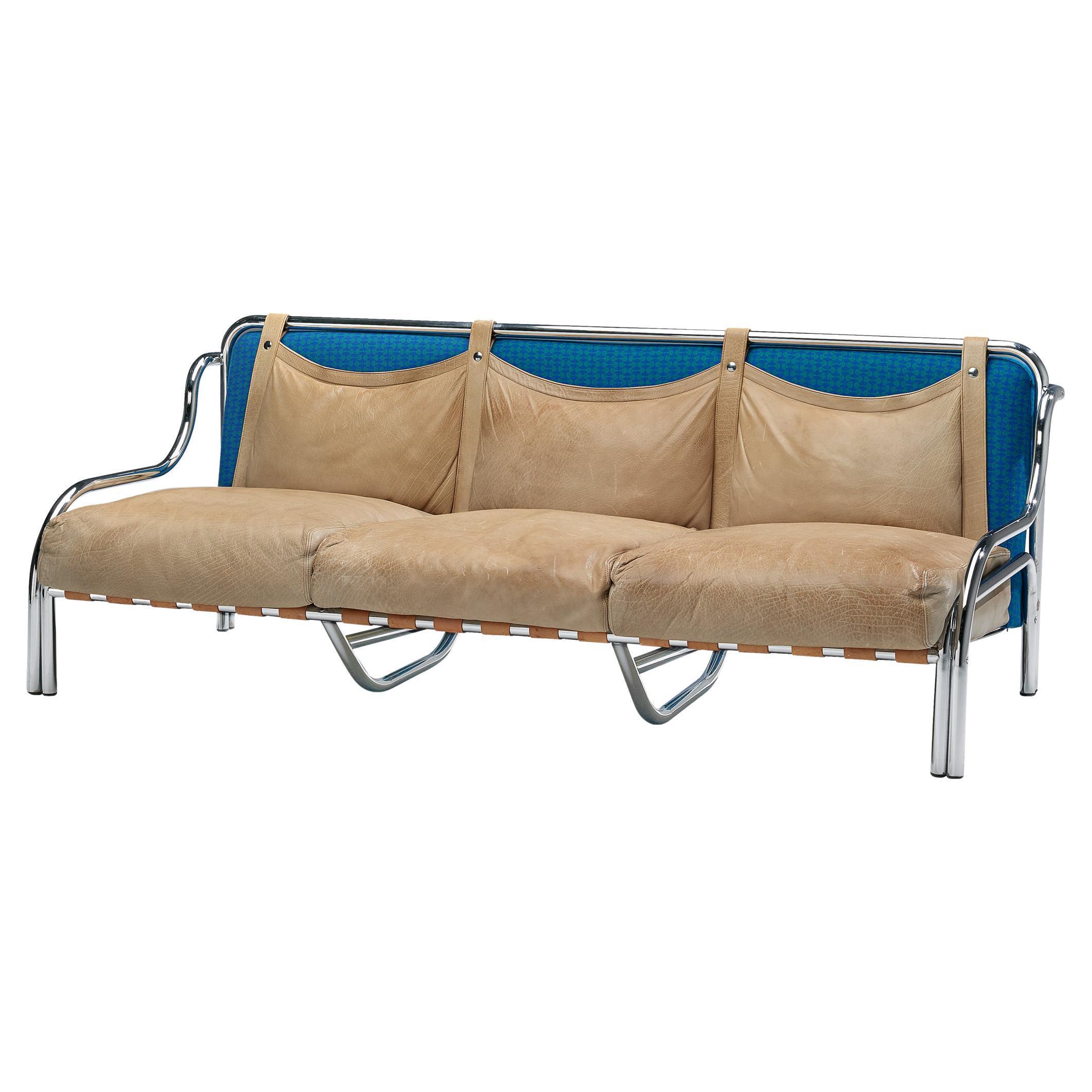 Gae Aulenti for Poltronova 'Stringa' Sofa