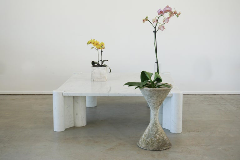 Gae Aulenti Marble Table For Sale 4