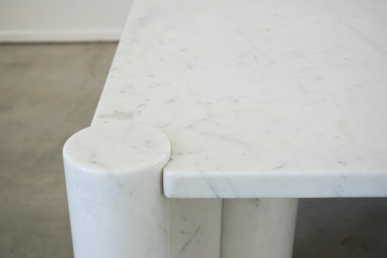 Gae Aulenti Marble Table For Sale 1
