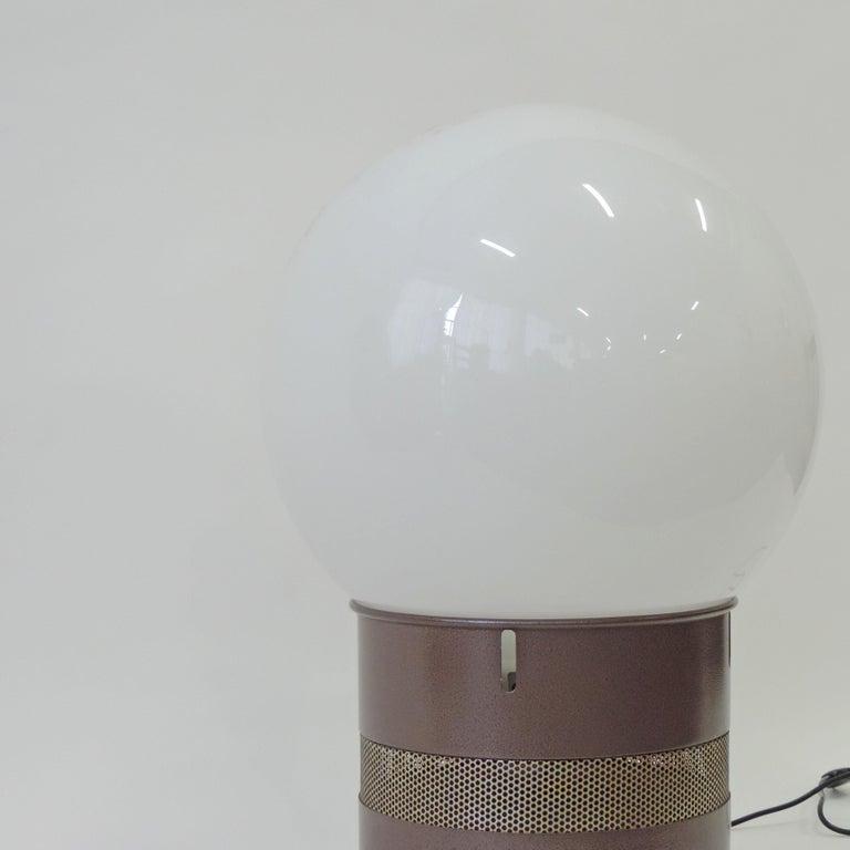 Mid-Century Modern Gae Aulenti 'Mezzo Oracolo' Table Lamp for Artemide, Italy, 1969 For Sale