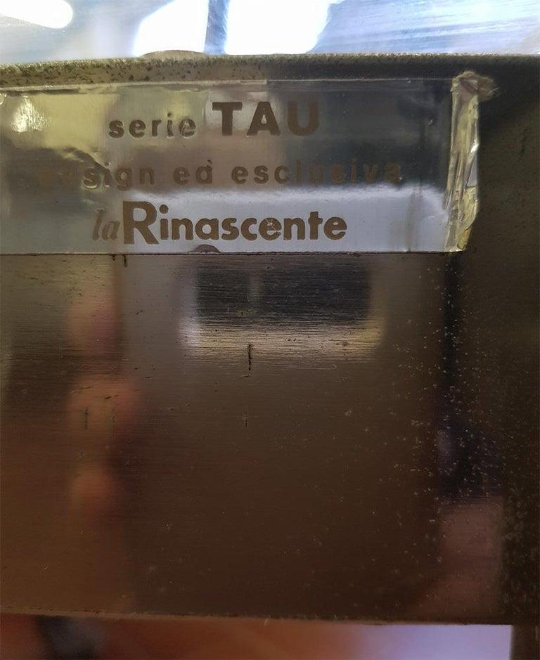 Gae Aulenti Midcentury Coffee Table Production Zanotta for La Rinascente, 1970s In Good Condition In Milano, IT