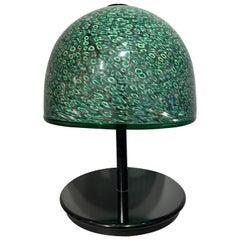 Gae Aulenti Murrine Glass Table Lamp, 1980s