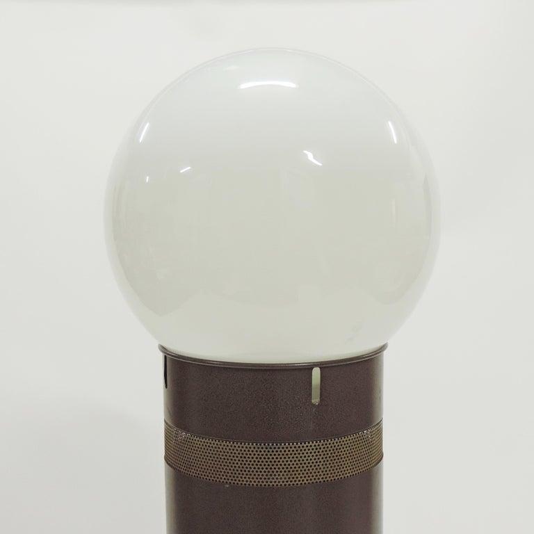 Architect Gae Aulenti Oracolo floor lamp for Artemide, Italy, 1970s.