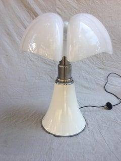 Gae Aulenti Pipistrello Telescoping Table  Lamp