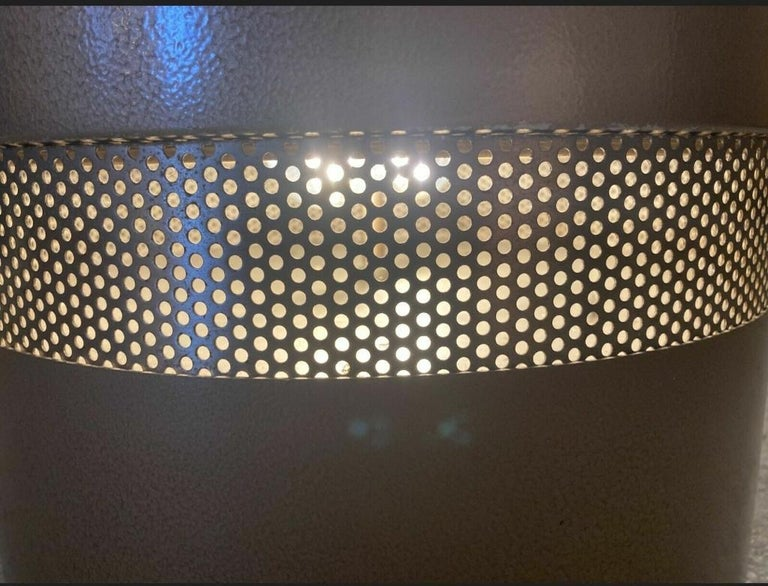 Italian Gae Aulenti Table Lamp Mezzoracolo for Artemide, Italy, 1969 For Sale