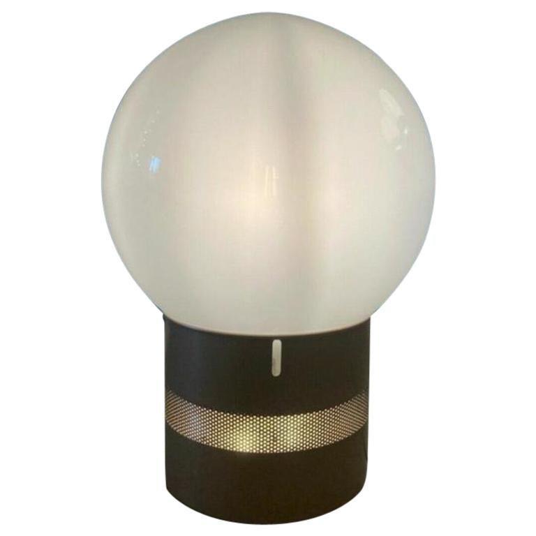 Gae Aulenti Table Lamp Mezzoracolo for Artemide, Italy, 1969