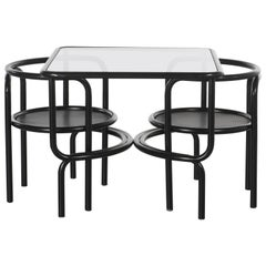 Gae Aulenti's Set of Garden Furniture, Locus Solos, circa 1964,