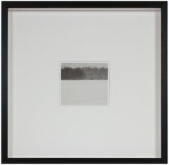 """Hibernation Lac Perkins, Québec, Canada"" 2019 Contemporary Archival Photograph"