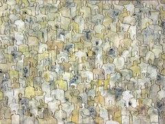 Summer Calling by Gaetan de Seguin - Contemporary Abstract Figurative