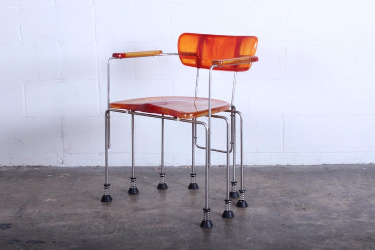 Gaetano Pesce Broadway Chair for Bernini For Sale 5