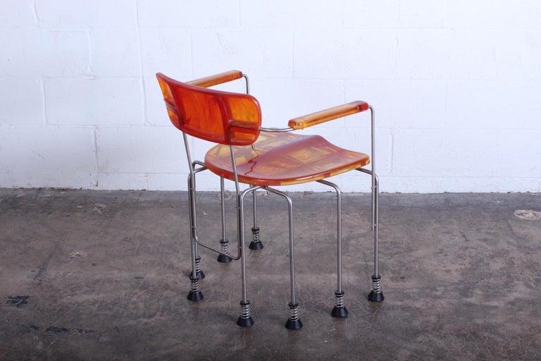 Gaetano Pesce Broadway Chair for Bernini For Sale 6