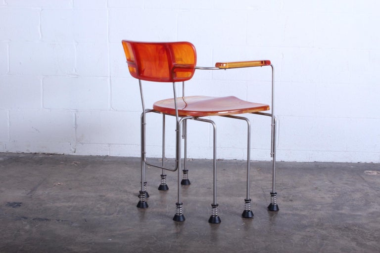 Gaetano Pesce Broadway Chair for Bernini For Sale 7