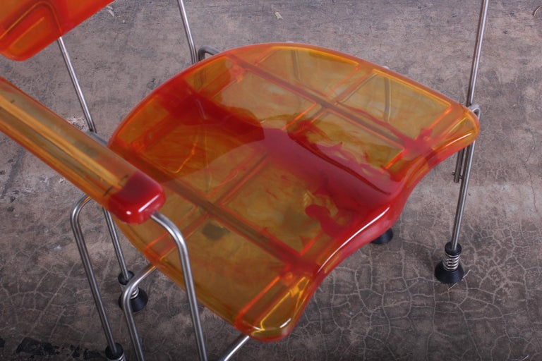 Gaetano Pesce Broadway Chair for Bernini For Sale 8