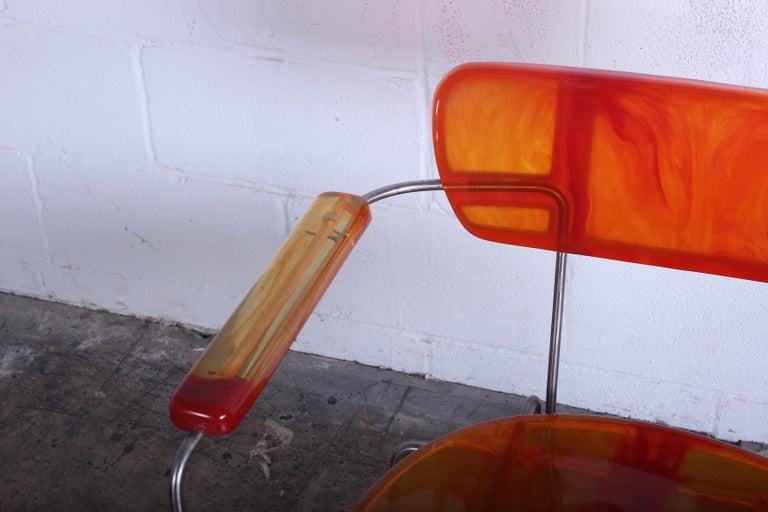 Gaetano Pesce Broadway Chair for Bernini For Sale 2
