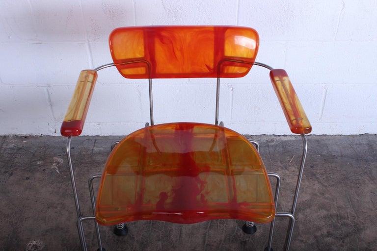Gaetano Pesce Broadway Chair for Bernini For Sale 3