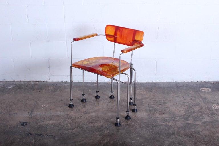 Gaetano Pesce Broadway Chair for Bernini For Sale 4