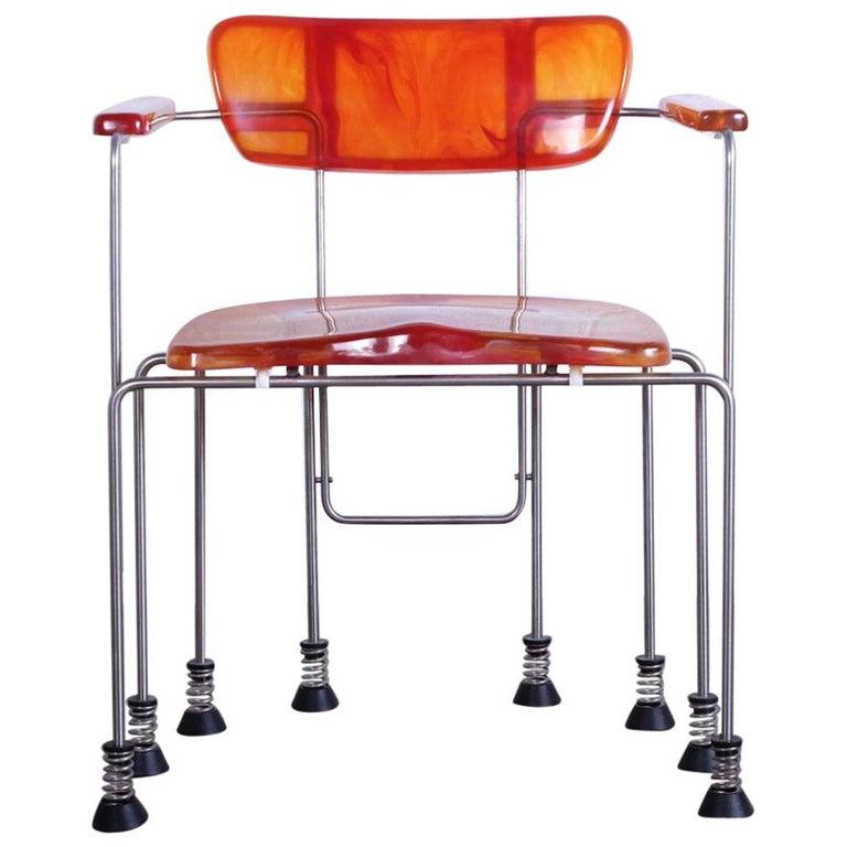 Gaetano Pesce Broadway Chair for Bernini For Sale