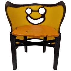 Gaetano Pesce Crosby Childs Chair Fish Design, New York