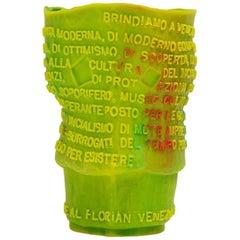 Gaetano Pesce Goto Vase Domus Caffe Florian, 1995