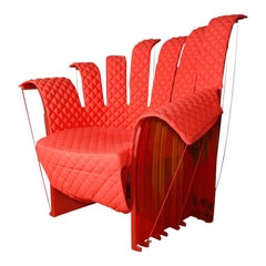 "Gaetano Pesce ""Nobody's Royal"" Armchair"