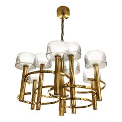 Gaetano Sciolari Ceiling Light
