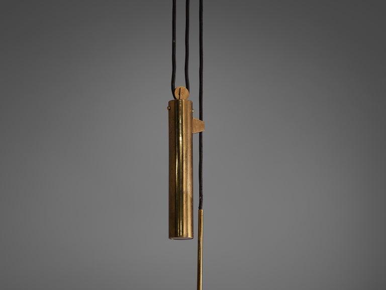 Mid-20th Century Gaetano Sciolari for Stilnovo Ceiling Lamp 'A5011' For Sale